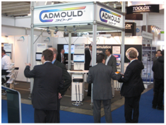 Salon Euromold, Stand Simcon, Cadmould 3D-F