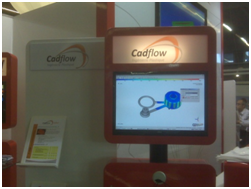 Cadflow au salon EDUCATEC