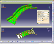 RSO, Catia, Cadmould 3D-F